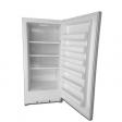 Blizzard 22cf Propane/Battery Upright Freezer