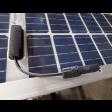 Canadian Solar CS3U-U-375-MB-AG back-side MC4 jumper connections