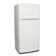 EZ Freeze 15cu. ft. Propane Refrigerator: White