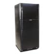 EZ Freeze 21cf Propane Refrigerator: Black