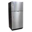 EZ Freeze 21cf Propane Refrigerator: Stainless