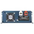 PSE 1250 watt inverter, back view