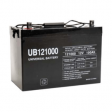 Universal Battery: 100 Amp hour sealed AGM 12 volt battery