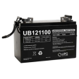 Universal Battery: Sealed AGM 12 volt 110 Amp hours