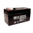 Universal Battery 12V 1.3Ah SLA Absorbent Glass Mat Battery