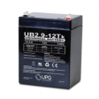 Universal Battery 12V 2.9Ah Sealed Lead Acid Battery