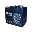 Universal Battery: Sealed AGM 12 volt 55 Amp hours
