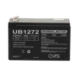 12 volt Universal Battery 7.2 Amp hours