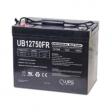 Universal Battery: Sealed AGM 12 volt 75 Amp hours