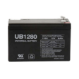 Universal 12 volt 8 Amp hour Sealed AGM Battery