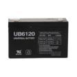 Universal Battery 6V 12Ah Sealed Lead Acid Battery