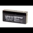 UB634 AGM SLA 6V Universal Battery