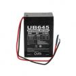 4.5 amp hour 6V SLA Universal Battery