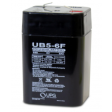 6 Volt 5 Amp F1 Terminal Universal Battery