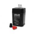6 Volt 5 Amp Spring Terminal Universal Battery