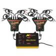 PulseTech QuadLink Dual 8-Battery Maintenance Charge Kit