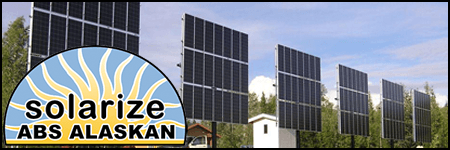 Solarize Alaska with ABS Alaskan