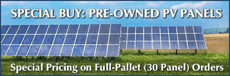 solar panels on sale